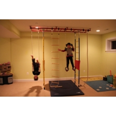 Monkey Gym 4 (with 2 protective mats)